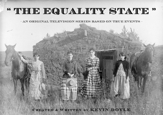 """""""THE EQUALITY STATE"""" (2021)"""