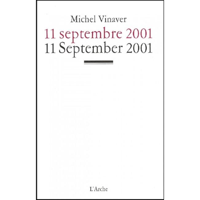 11 septembre 2001 by Michel Vinaver