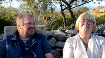 Svaneke interviews (Keljd and Lene)