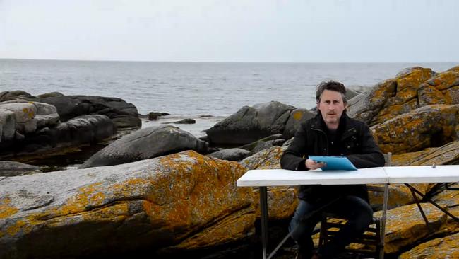 Kevin Doyle in Svaneke (film)