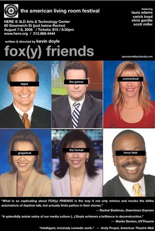 FOX(y) FRIENDS [2006/07]