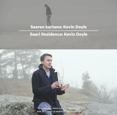 Saari Invited Artist - Kone Foundation (Finland)