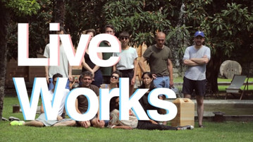 Live Works Vol. 4 -- Centrale Fies documentary