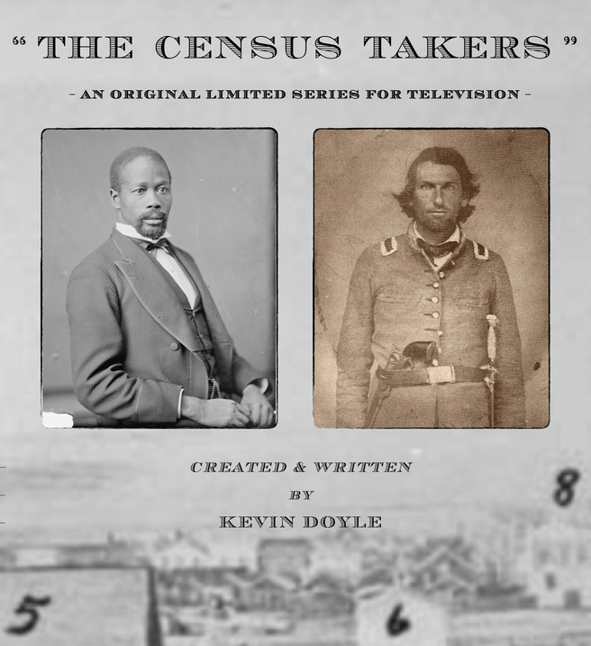 """"""" THE CENSUS TAKERS """" (2021)"""