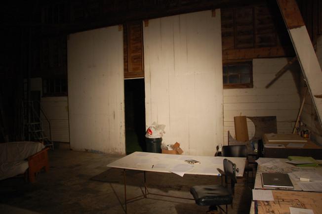 """katabasis"" -- Residency at Edward F. Albee Foundation  (Montauk, New York)"