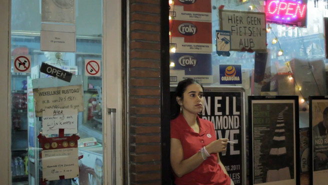 """ not from canada "" - (Antwerp trailer)"