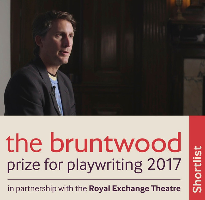 The Bruntwood Prize for Playwriting - 2017 Shortlist