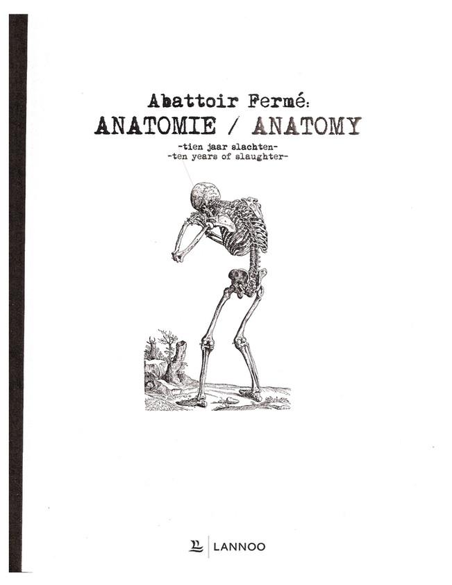 """""""on Abattoir Fermé"""" (cover)"""