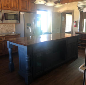 Kitchen - Two Microwaves & Refrigerator/