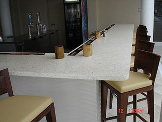 terrazzo counter tops