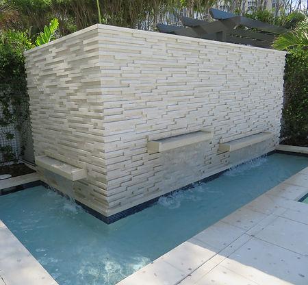terrazzo cladding