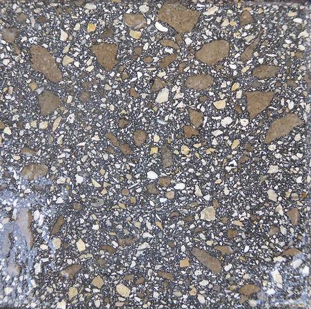 terrazzo cobblestone