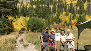 End of Season Trail Head Host Day