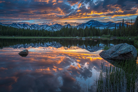 Sunset by Bill Bowman