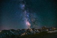 Milky Way by Bill Bowman
