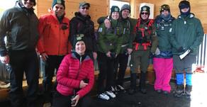 Winter Patrol Season Volunteers