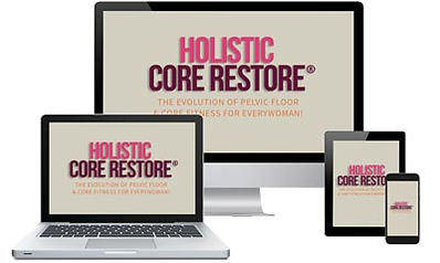 holistic core restore on all devices