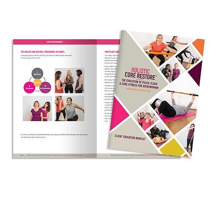 holistic core restore booklet