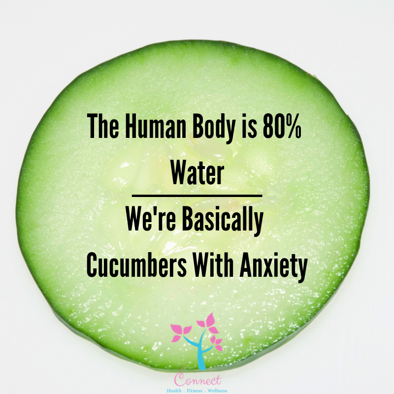 Cucumber with Anxiety