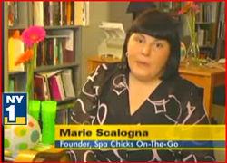 NY1 News X Spa Chicks