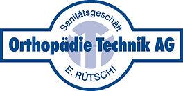 Rütsch Orthopädie Technik AG Logo