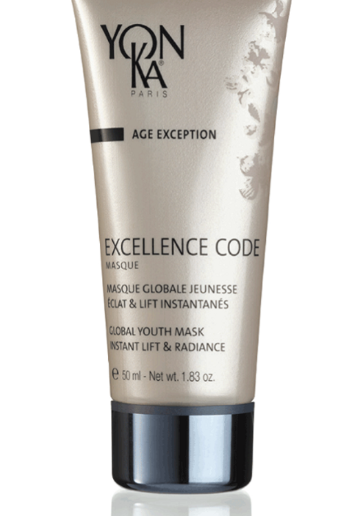 Age exception Excellence code masque
