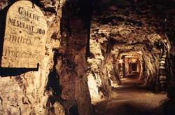 Les grottes de Naours