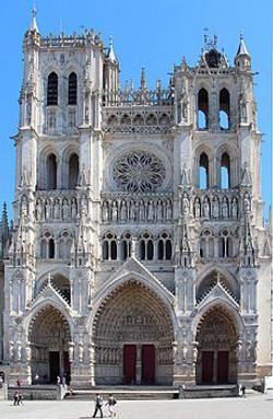 Cathédrale Notre-Dame AMIENS