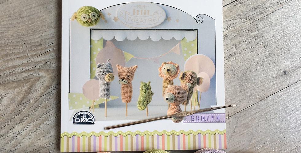 Kit Marionetas de Crochet