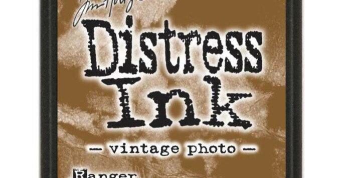 Tinta Distress Ink Vintage Photo Mini