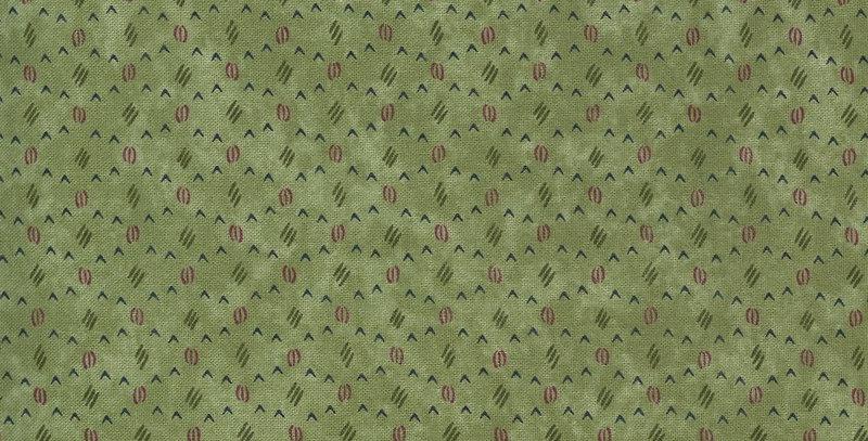 Tela Violet Hill III - Moda Fabric