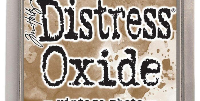 Tinta Distress Oxide Vintage Photo