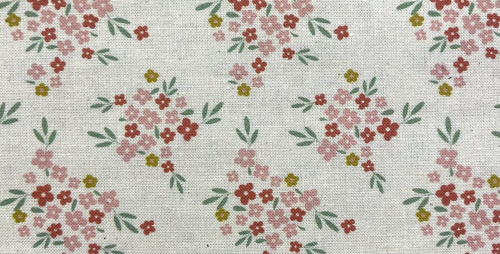 Tela Colección Imagine - Florecitas