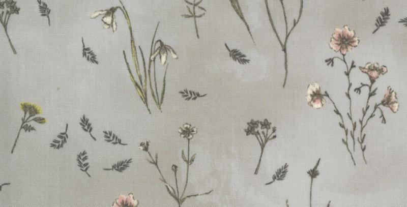 Tela Botanicals IV - Moda Fabric