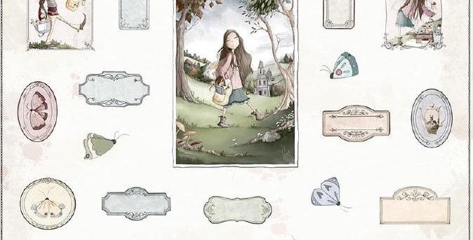 Panel Un dia de Picnic - El altillo de los duendes