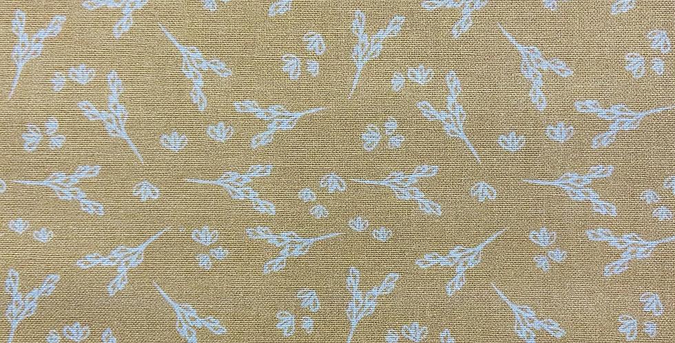 Tela Amarilla - Colección Spring
