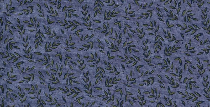 Tela Violet Hill I - Moda Fabric
