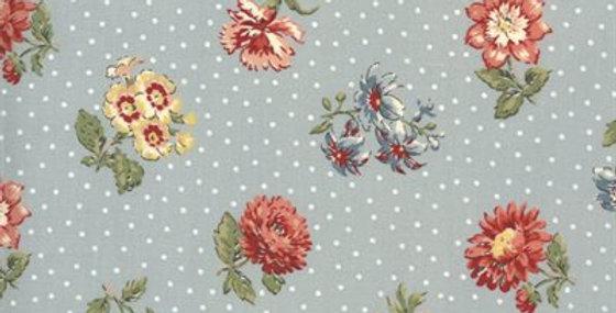 Tela Jardin de Fleurs IV - Moda Fabric