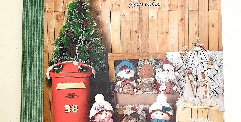 Libro Blanca Navidad 3