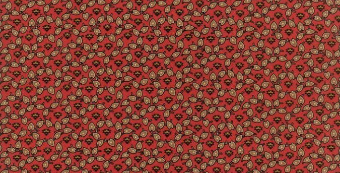 Tela Otoño 7 - Moda Fabric
