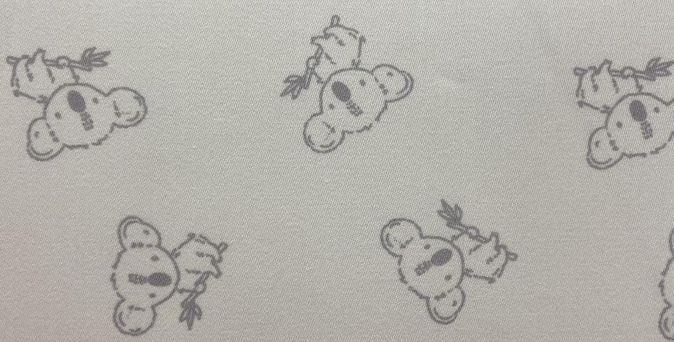Tela Batista Satinada Koala
