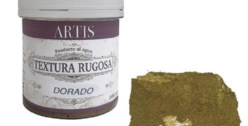 Textura Rugosa - Dorado