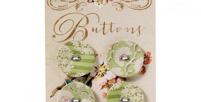 Botones Tilda - Apple Bloom