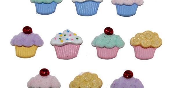 Botón Dress It Up 'Mini Sweet Treats'