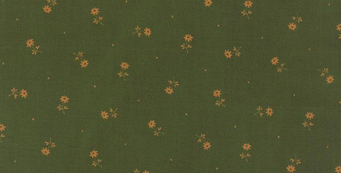 Pumpkin - Moda Fabric - 4