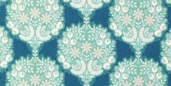 Tilda - Flores Azules