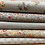 Thumbnail: Pack Jardin de fleurs - Moda Fabrics - 50