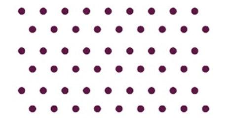 Plantilla Stencil A4 - Puntos