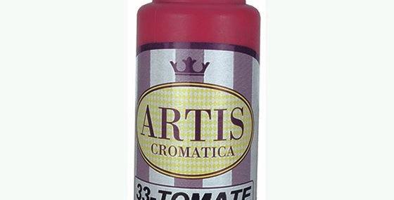 Pintura acrilica - Tomate