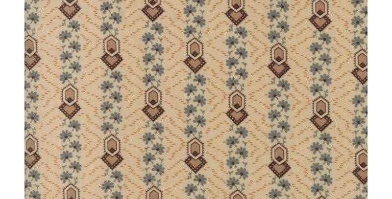 Tela Hickory Road VI - Moda Fabric